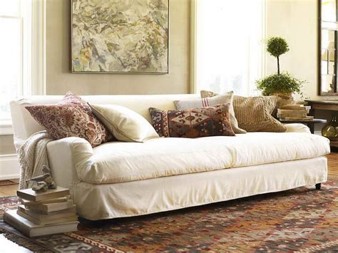 Who Makes Pottery Barn Sofas pottery barn sofa which will make your living room