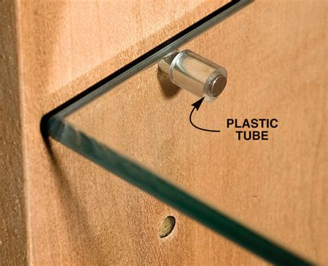 Through Glass Shelf Support by Aw 1 3 13 Tips For Installing Shelf Supports