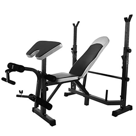 multi function weight bench popsport weight lifting bench 440lbs multi function