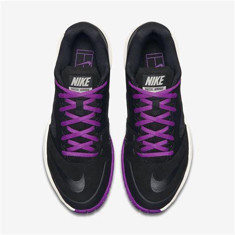 nike womens dual fusion ballistec advantage tennis shoes