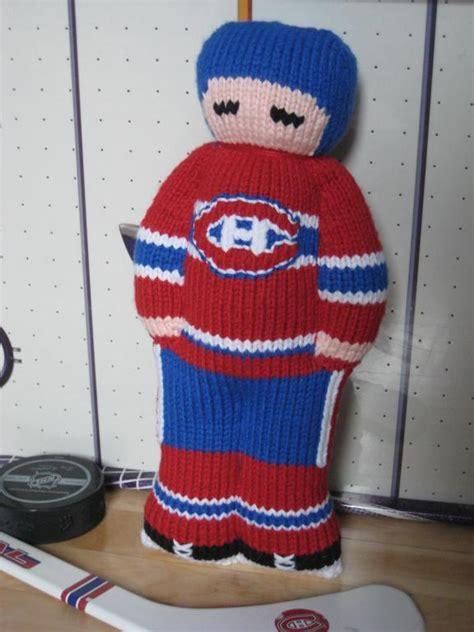knitting supplies montreal my hockey by jenniferlori knitting pattern