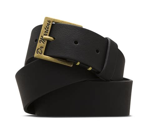 Dr Belt by Grizzly Leather Belt Mens Accessories Official Dr