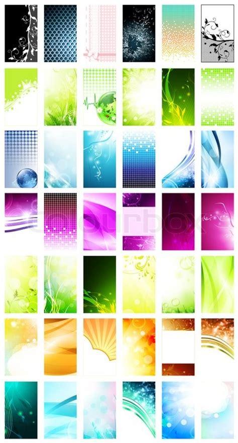 Visitenkarten Hintergrund Vorlagen Kostenlos by Vielzahl 42 Vertikalen Visitenkarten Vorlagen