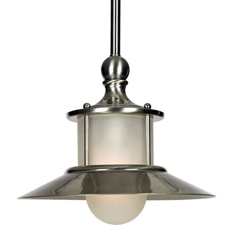 Nautical Pendant Lights Maritime Mini Pendant Na1510bn Destination Lighting