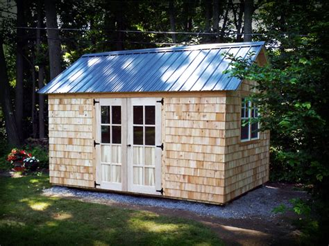 Artistic Sheds by Custom Built Sheds Uniquegardensheds