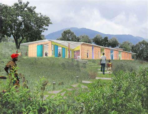 Elemental Architecture village health works kigutu burundi building africa e