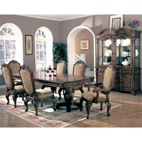 3 piece dining room set efurniture mart home decor interior design discount furniture coaster saint charles 7 piece dining set coaster fine