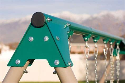lifetime 10 ft swing set lifetime 10 foot swing set earthtone colors