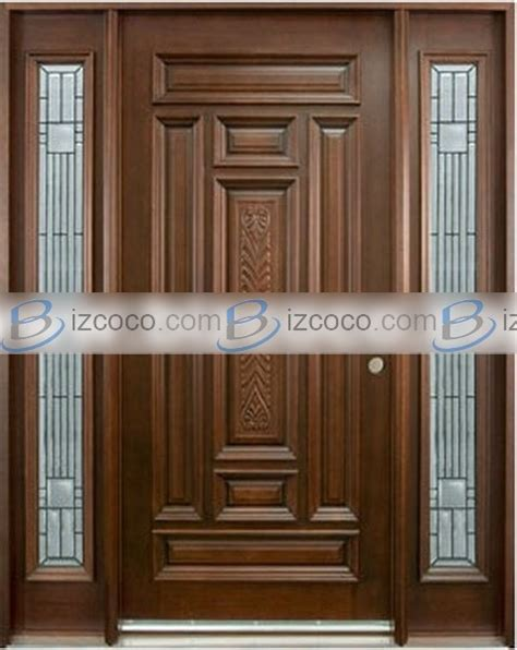 Exterior Wood Door Manufacturers Exterior Wood Doors And Frames Dj S9936msths China Manufacturer Trading Company Guangzhou