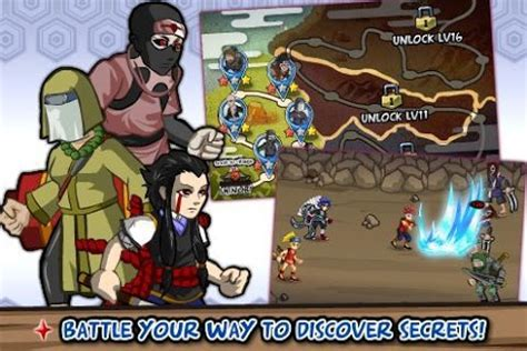 Mod Game Ninja Saga Android | ninja saga mod apk unlimited coins latest android