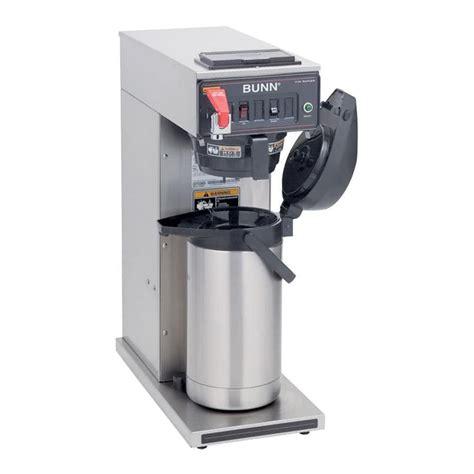 bunn coffee makers untitled bunn airpot brewer