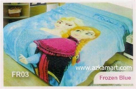 Selimut Anak Frozen selimut frozen toko selimut sprei bedcover murah