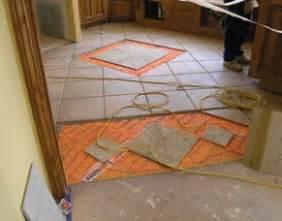 Electric Floor Mats Canada Electric Radiant Floor Heat Mats
