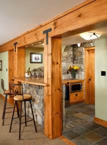 Rustic basement design pictures remodel decor and ideas
