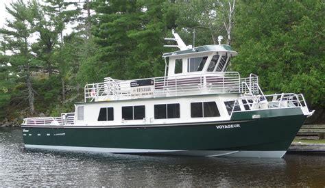 u boat tour rainy lake area programs and tours voyageurs national
