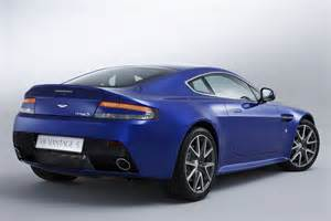 Aston Martin V8 Vantage S Coupe Aston Martin V8 Vantage S European Car Magazine View