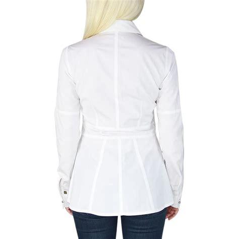 Blouse Lv Shirt louis vuitton white new peplum blouse button up sleeve lv xs button top size 2