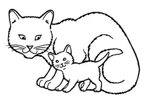 dibujos para pintar gatos dibujos de gatos para pintar