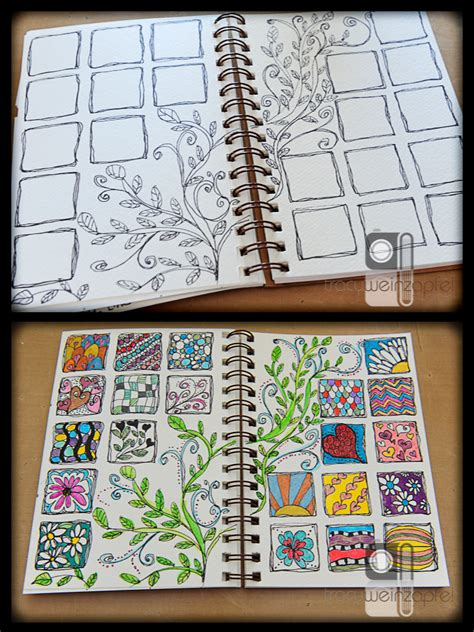 Drawing Journal Ideas by New Totally Tracy 2b Artzy 2016 Sts From Cha