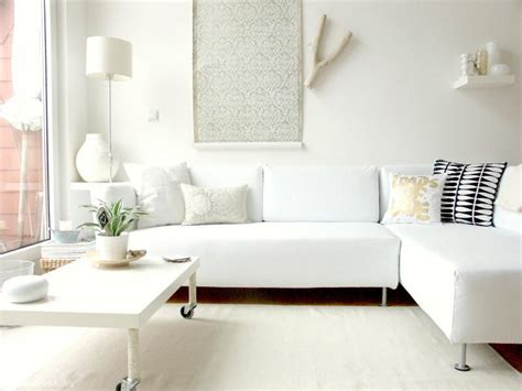 Living Rooms With White Sofas Living Room White Living Room Furniture For Small Space Pros And Cons Of White Living Room