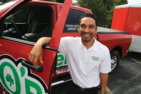 o reilly truck o reilly team member and truc o reilly auto parts