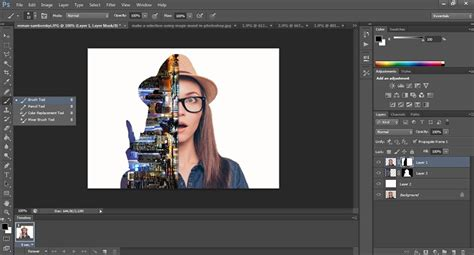 how to change the color of a layer in photoshop photoshop tutorial how to make a exposure image
