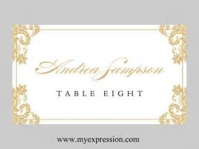 Wedding Card Design : Dazzling Design Wedding Place Cards