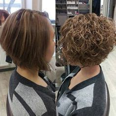 urly stacked bopoo permed hair image result for stacked spiral perm on short hair hair