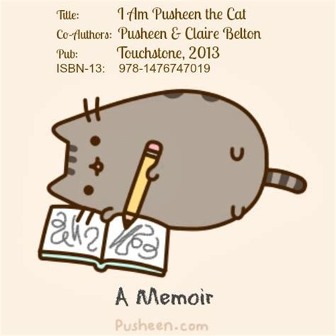 i am pusheen the cat pusheen pusheen the golden golden rule