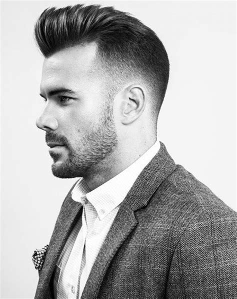 trending hairstyles fade haircut