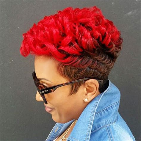 35 best short hairstyles for black women 2017 | short