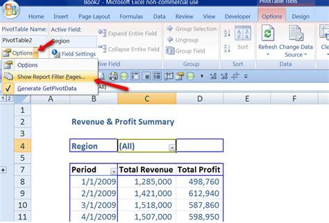 pivot tables 201 report recurrence mariana s musings