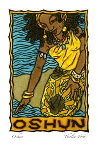 ochun color oshun by thaliatook on deviantart