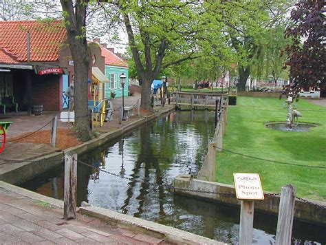 Marvelous Christmas Village In Michigan #5: Holland-MI-Canal-LRG.jpg