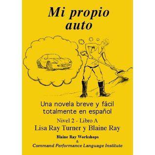 once minutos una novela edition mi propio auto una novela breve y facil totalmente en