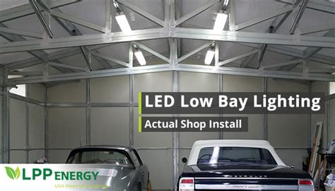 low bay led shop lights led low bay lppenergy com