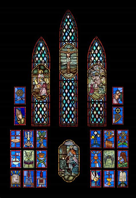 stained glass ls nain windows