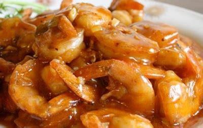 resep udang goreng saus tiram spesial enak praktis