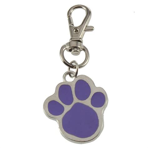 engraved id tags stainless steel foot print engraved puppy pet cat id name tags sp ebay