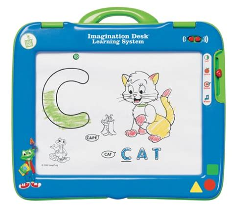 leapfrog imagination desk learning system writing