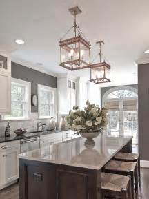 kitchen island colors grey kitchen island and walls white marble paint above