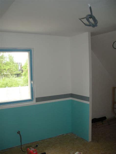 peinture chambre gar輟n peinture chambre notre l avancement de notre