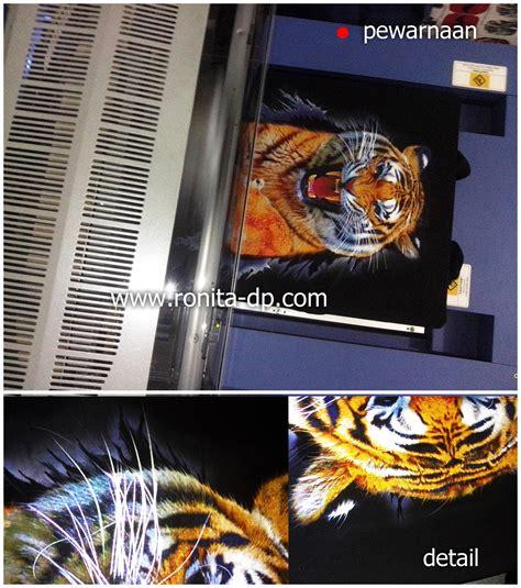 Cetak Warna Transparan Clear Tanpa Putih Ukuran A4 sablon dtg ronita digital printing