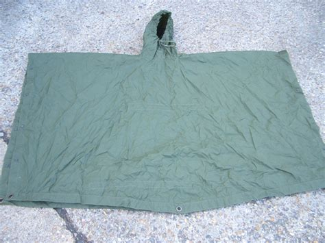 58 Pattern Poncho Review | british 58 pattern poncho by british army