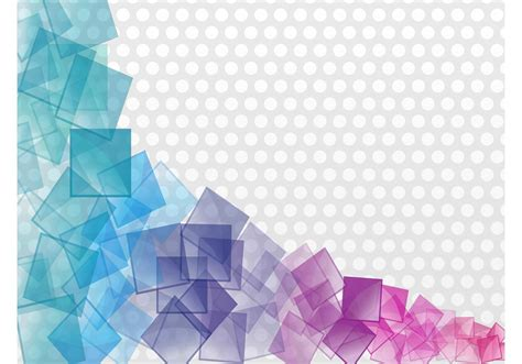 background color transparent colorful squares frame free vector stock