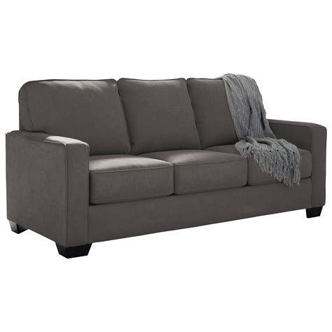 zeb full sofa sleeper signature design by ashley zeb full sofa sleeper with