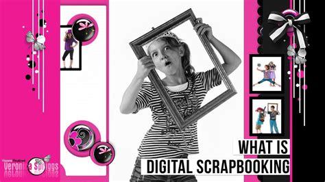 tutorial scrapbooking digital español digital scrapbooking tutorials what is digital