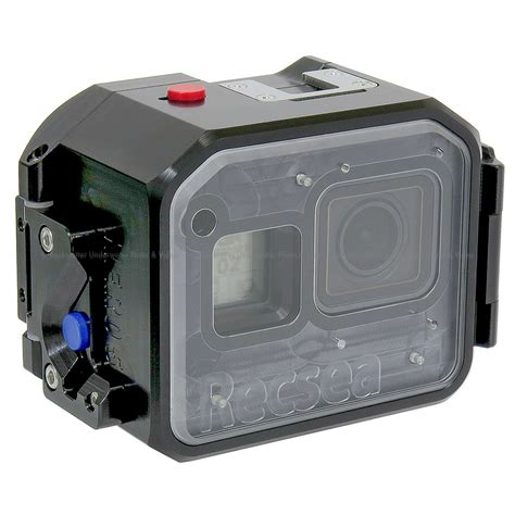 Supersuit Housing Gopro 5 Black Original recsea whg hero5 underwater housing for gopro hero5 hero6 black