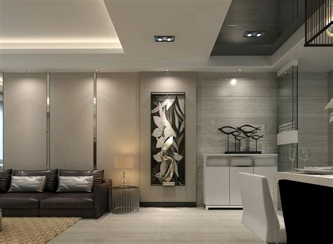 Modern Wall Lights For Living Room Modern Living Room Ceiling Lights And Wall Lights 3d House