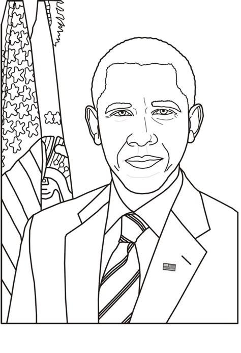 coloring pages obama family barack obama coloring pages best coloring pages for kids